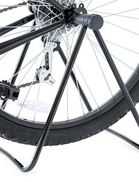 billige Sport og friluftsliv-Trippel sykkelstøtte Sykkelstøtte Sammenleggbar Universell Fleksibel Aluminium Metall Vei Sykkel Fjellsykkel BMX