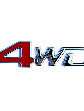 povoljno Weekly Deals2-automobil naljepnica metal 3d leopard oblik rhinestone ukras osobnost auto naljepnica