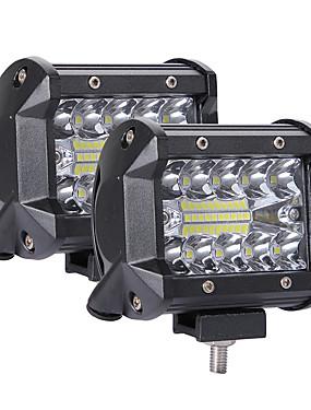 billige Ugentlige tilbud2-1 stk 200w ledet 3 rader 4-tommers arbeidslys bar bar lampe for universal