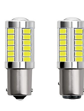 povoljno Svjetla za vožnju unatrag-2kom 1156 ba15s 1157 bay15d auto vodio žarulje 4w 12v smd 5730 33 vodio pokazivač smjera svjetla kočiona svjetla stop svjetla