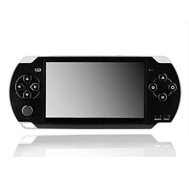 4,3 tuuman TFT LCD PSP tyylinen peli mp4-soitin (4GB)