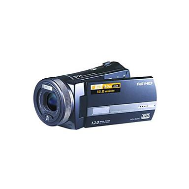 3.0 인치 화면 5 배 광학 줌 및 10 배 디지털 줌과 ordro HDV-d200 hd1080i 5.0mp CMOS 디지털 캠코더 (dce1004)
