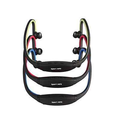 mains-libres antibruit lecteur mp3 (1 Go, 3 couleurs disponibles)