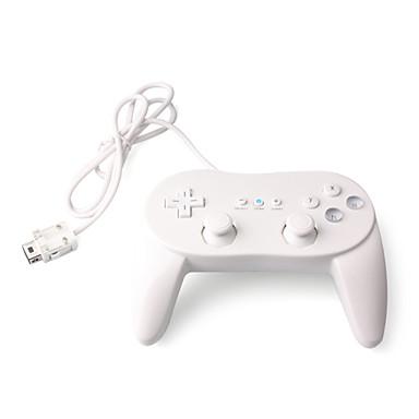 Žičano Igra kontroler Za Wii U / Wii ,  Slim Igra kontroler Metal / ABS 1 pcs jedinica