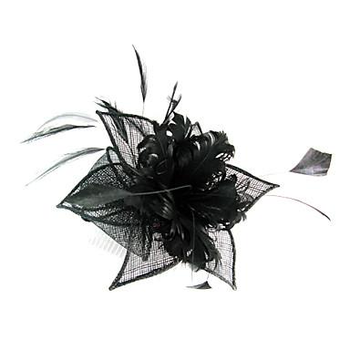 깃털이 weddding / / 허니문 머리 장식의 꽃을 파티와 아름다운 매혹