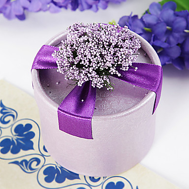 Cilindar Kartica papira Naklonost Holder s Uzde / Cvijet Milost Kutije