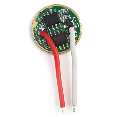 5-mode 1000mA 7135 circuit pentru cree și emisii ssc