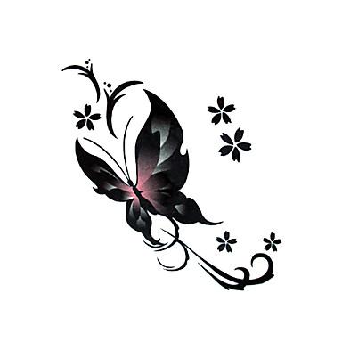 Tattoo Aufkleber Tier Serie Muster Waterproof Damen Girl Teen Flash-Tattoo Temporary Tattoos