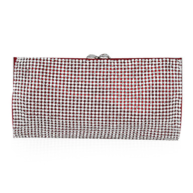 Crystal/Rhinestone Clutch/Evening/Novelty Bag (More Colors)