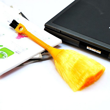 High Quality 1pc Plastic Cleaning Brush & Cloth Tools, Kitchen Cleaning Supplies