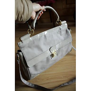 Retro Punk Handbag(38cm*10.5cm*26cm)