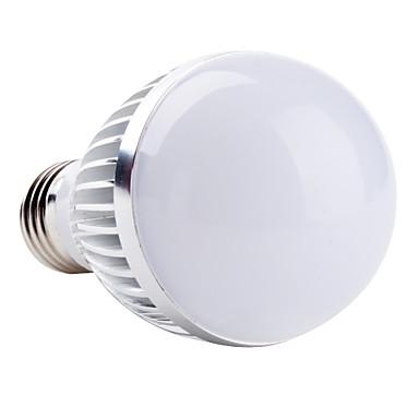 3000lm E26 / E27 LED Globe Bulbs A60(A19) 1 LED Beads High Power LED Warm White 85-265V