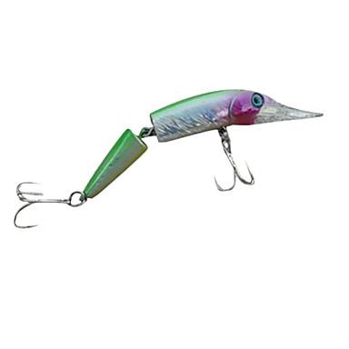 Hard Bait Vibration 100MM 9G Sinking Plastic Fishing Lure