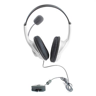 Kulaklıklar Uyumluluk Xbox 360,PVC Kulaklıklar Yenilikçi Kablolu