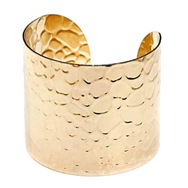 Gold Alloy Ladies' Bracelet (More Colors)