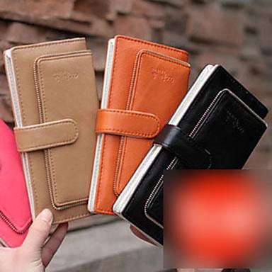 Hasp Long Wallet(18.5cm*9cm*2cm)