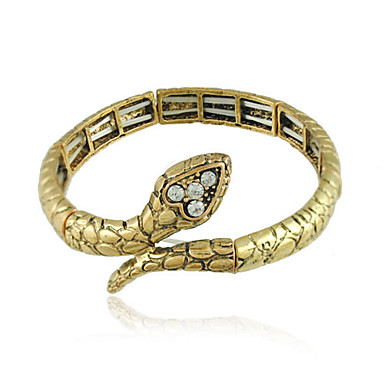 European Style Alloy Snake Shaped Women's Braclet