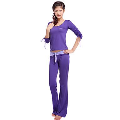 siboen confortáveis poliéster prática de vestir calças de yoga