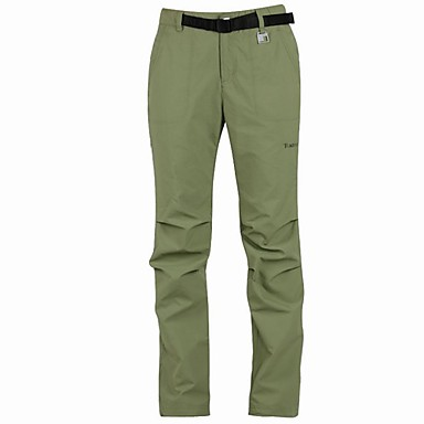 verdes toread hembra de secado rápido los pantalones