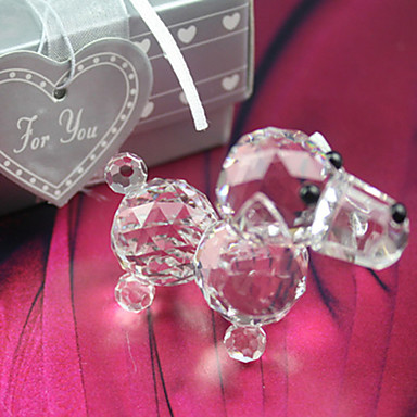 Gifts Bridesmaid Gift Lovely Crystal Dog Favor