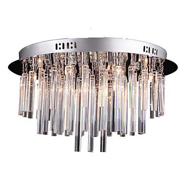 SL® Sıva Altı Monteli Ortam Işığı - Kristal, Modern / Çağdaş, 110-120V 220-240V Ampul Dahil