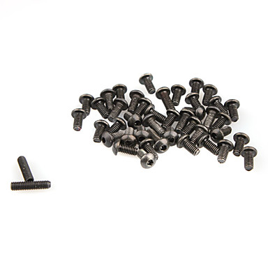 Mystery Fuselage side plate screws for 450PRO RC Helicopter