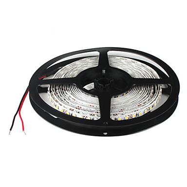 5m Joustavat LED-valonauhat 600 LEDit 3528 SMD Keltainen 12 V