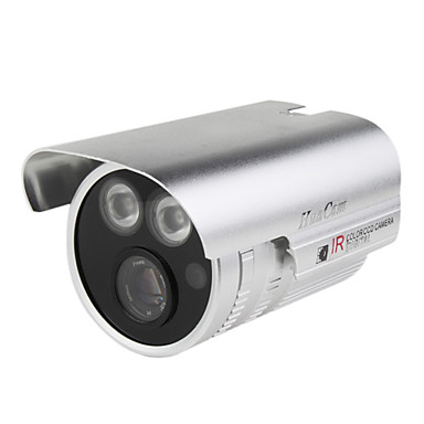 Standard Definition Network Camera Support Motion detection alarm and FTP (with Sony CCD 420TVLine)