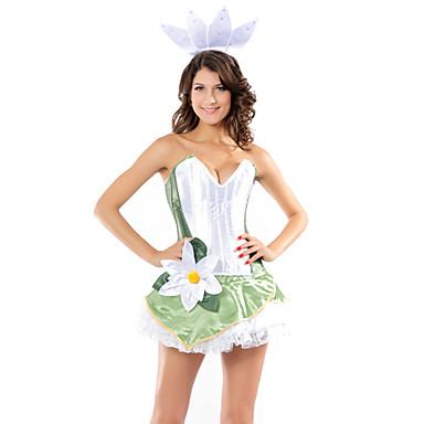 Fiabe Costumi Cosplay Per donna Halloween Carnevale Capodanno Feste / vacanze Costumi Halloween