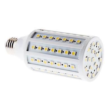 e26 / e27 lumini de porumb condus t 86 smd 5050 1260lm cald alb 2700k ac 220-240v