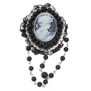 Dame Perle Harpiks Mode Smykker Daglig Kostume smykker
