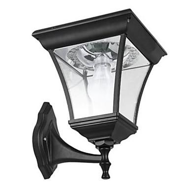 Seinävalaisin LEDit LED Ladattava / Koristeltu 1kpl