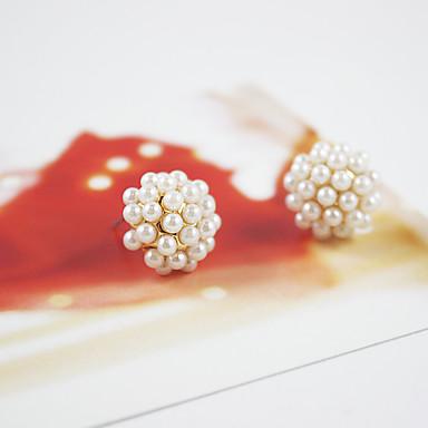 Women's Vintage Pearl Studs(1.5*1.5CM)