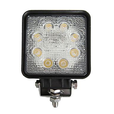 Car Light Bulbs 24W 8 Headlamp / Fog Light