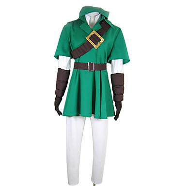 Link Deluxe Cosplay Costume