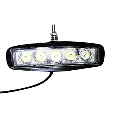 15W Square 5 LED Work Light