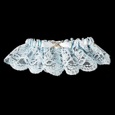 Pamuk / Čipka / Saten Noga Grijači / Klasik / Vjenčanje Vjenčanja - White Bow / Čipka Podvezice / Others Vjenčanje / Zabava / večer