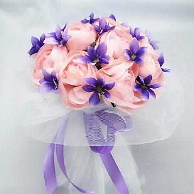 Flori de Nuntă Buchete Nuntă Party / Seara Bumbac 9.84