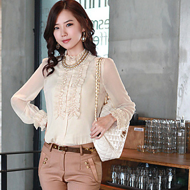 Women's Ruched Front Shirt