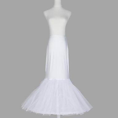 Hochzeit / Besondere Anlässe / Party / Abend Unterhosen Elasthan / Taft / Tüll Bodenlänge Meerjungfrau- und Trompetenstil / Klassisch & Zeitlos mit