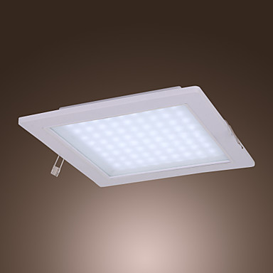 Max 6W Flush Mount ,  Modern/Contemporary Electroplated Feature for LED / Mini Style Plastic Kitchen / Bathroom