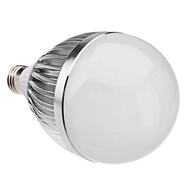 6000lm E26 / E27 LED Globe Bulbs G60 15 LED Beads High Power LED Natural White 85-265V