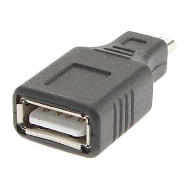USB / A M / F Adaptörü mikro USB