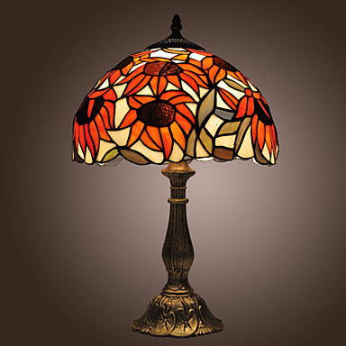 Tiffany Pöytälamppu Käyttötarkoitus Olohuone Makuuhuone 110-120V 220-240V