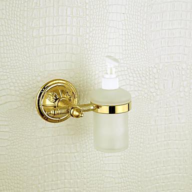 Sıvı Sabunluk Çıkarılabilir Antik Pirinç 1 parça - Otel banyo
