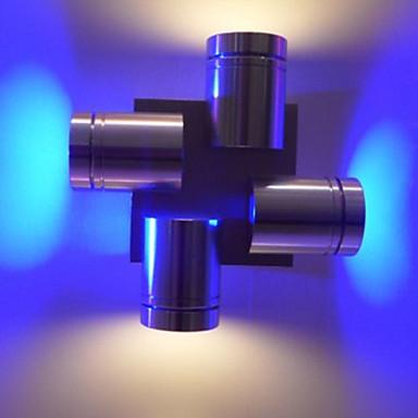 Integrirano LED svjetlo Modern/Comtemporary Electroplated svojstvo for LED Mini Style Uključuje li žarulju,Ambijentalno svjetlozidna