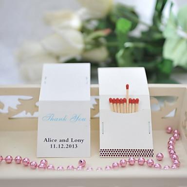 Häät / Party Materiaali Kova kartonki Wedding Kunniamerkit Wedding Kaikki vuodenajat