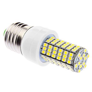 6W E26/E27 LED-kolbepærer 120 SMD 3528 500 lm Naturlig hvid Justérbar lysstyrke Vekselstrøm 85-265 V