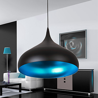 Modern / Contemporary Pendant Light Downlight - Mini Style, 110-120V / 220-240V Bulb Not Included