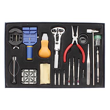 Professional 20-i-1 værktøj sæt Kit for Urmagere